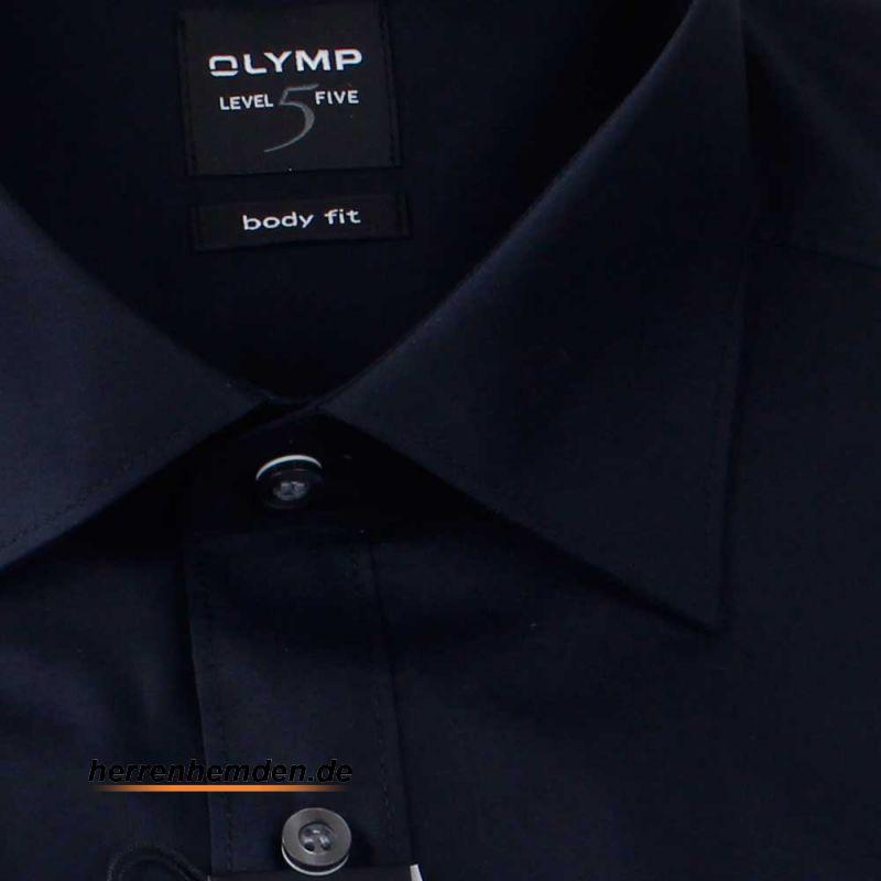 olymp shirt level five body fit uni long sleeve 6090 64 68 49 95. Black Bedroom Furniture Sets. Home Design Ideas