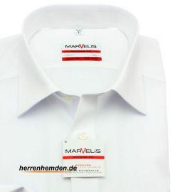 Leicht taillierte Hemden Modern Fit