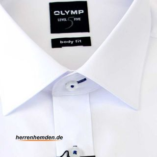 OLYMP Hemd Level Five BODY FIT uni Langarm (3223-64-00)