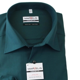 Marvelis Comfort Fit Hemd Chambray Langarm (7959-64-49) 45 (XL)