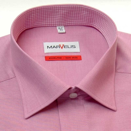 Marvelis Hemd Chambray Kurzarm (3967-12-81) 41