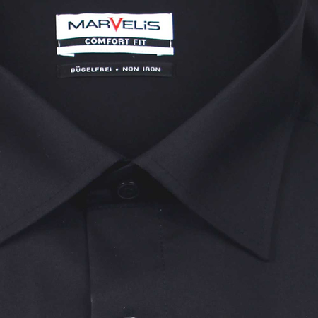 MARVELIS Men`s Shirt uni long sleeve
