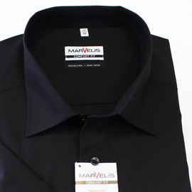MARVELIS Men`s Shirt uni short sleeve (7973-12-68)