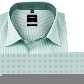 OLYMP LUXOR modern fit a rayas camisa para hombres mangas...