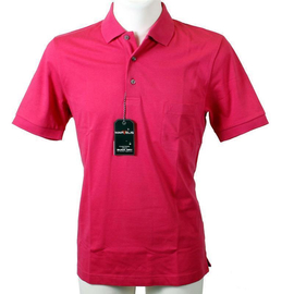 MARVELIS functional poloshirt short sleeve with breast...