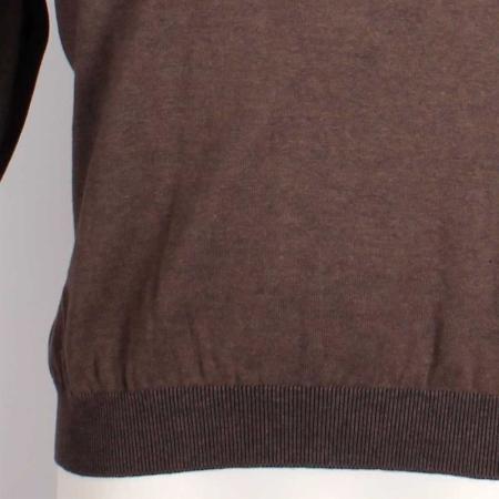 Pull homme, col en V, marque REDMOND, pur coton, 49,99 € b011e1f52fdb