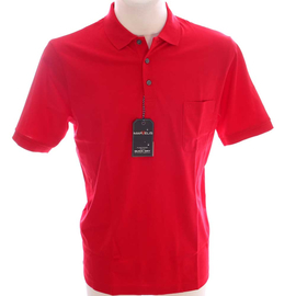 MARVELIS Quick-dry functional poloshirt short sleeve with...