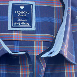 REDMOND Shirt REGULAR FIT long sleeve