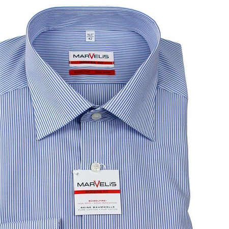 MARVELIS shirt MODERN FIT long sleeve Stripes (7754-64-15)